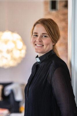 Mari Leppänen on Turun arkkihiippakunnan uusi piispa