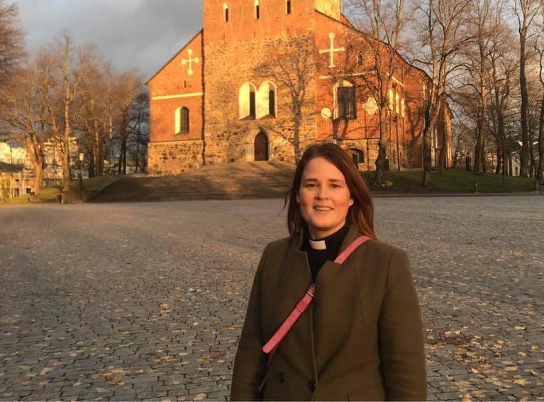 """KUUNTELE − Piispanvaalin voittaja Mari Leppänen: """"Olo on tosi hämmentynyt"""""""