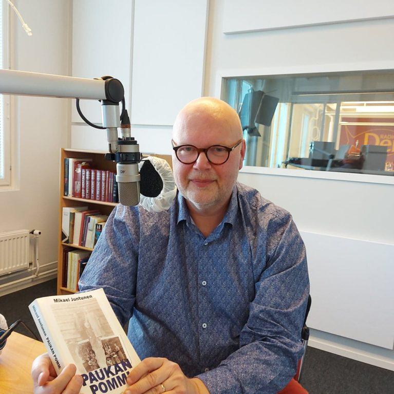 KUUNTELE: Mikael Juntunen sukeltaa sukunsa raskaisiin kokemuksiin Talvisodassa