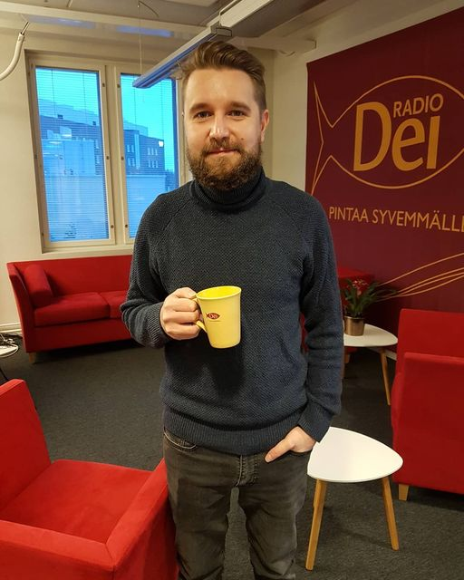 KUUNTELE Näyttelijä-koomikko Joonas Nordman uskon ja toivon äärellä