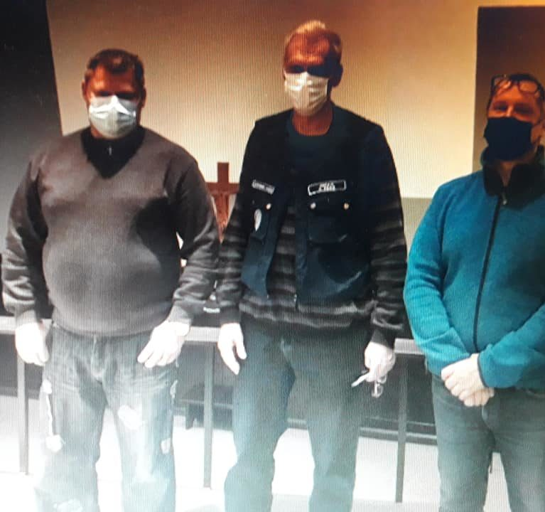 KUUNTELE: Ex-Criminals jouluspeciaali Kylmäkosken vankilasta