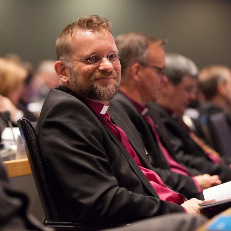 KUUNTELE: Piispa Jari Jolkkonen – ulosajo muistutti elämän rajallisuudesta