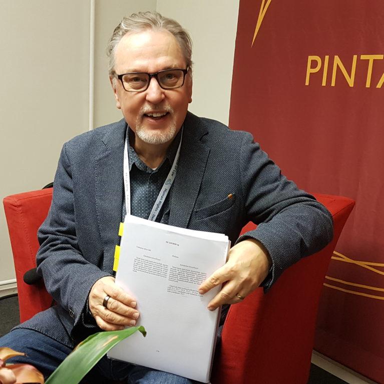 KUUNTELE Kansanedustaja Antero Laukkanen jakoi valtiopäivien avajaistunnelmia
