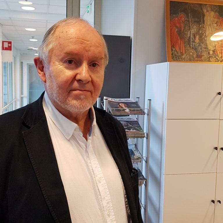 KUUNTELE Haastattelussa huippukirurgi Sakari Orava