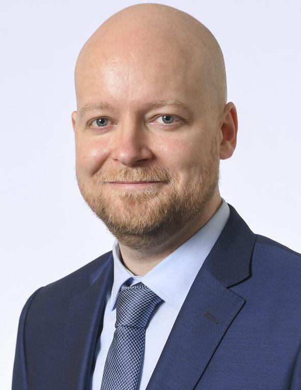 Puoluejohtajien tentissä vasemmistoliiton Jussi Saramo