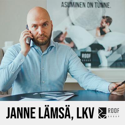 Kuuntele: Viikon suomalainen yrittäjä / Janne Lämsä