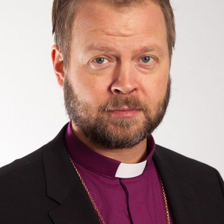 KUUNTELE: Piispa Teemu Laajasalo journalistien tenttiin