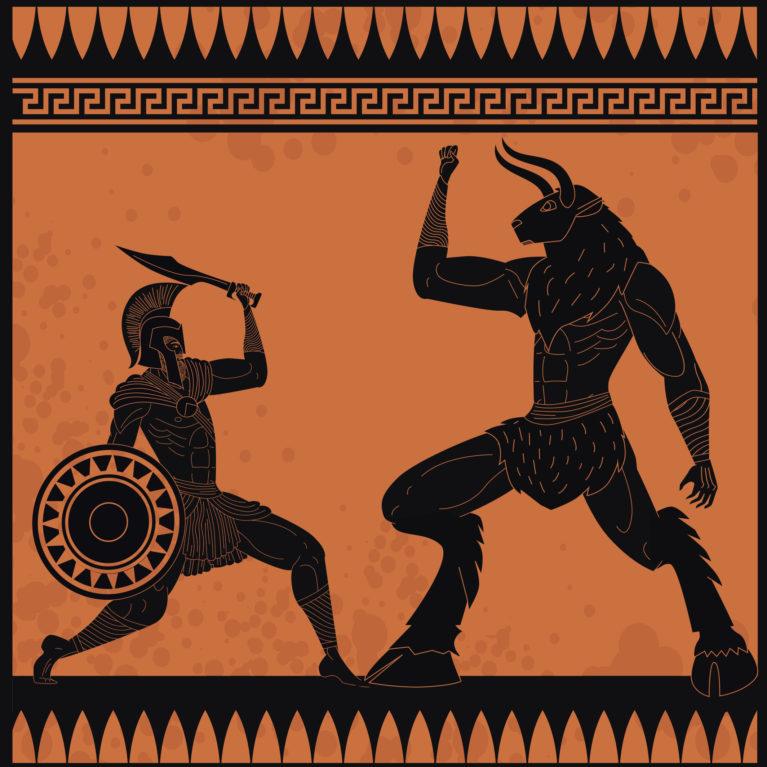 KUUNTELE: Suuret kirjailijat Theseuksen hengessä