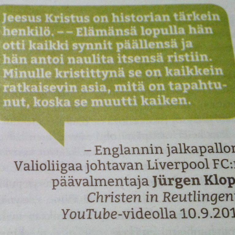 KUUNTELE: Jalkapallo on eri kulttuurien ja ristinmerkkien coctail, vai mitä Kari Kanala?