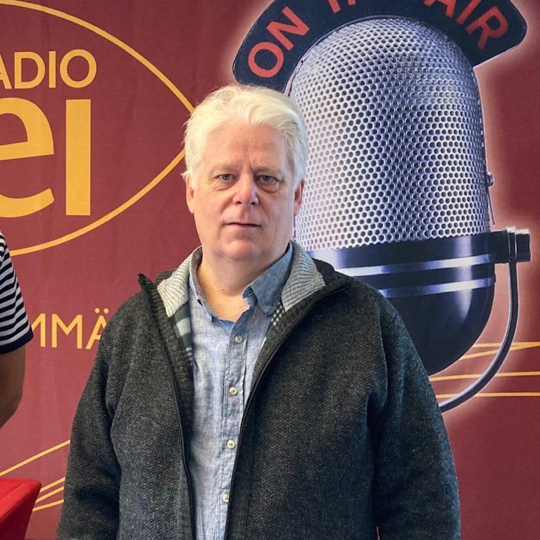 KUUNTELE: Radiopastori Jukka Norvanto tutustui Raamattuun valmistautuessaan ylioppilaskirjoituksiin – tuloksena laudatur